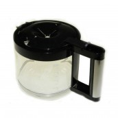 Complete coffee pot (with lid)