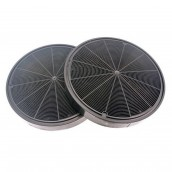 Set of 2 carbon filters type 196